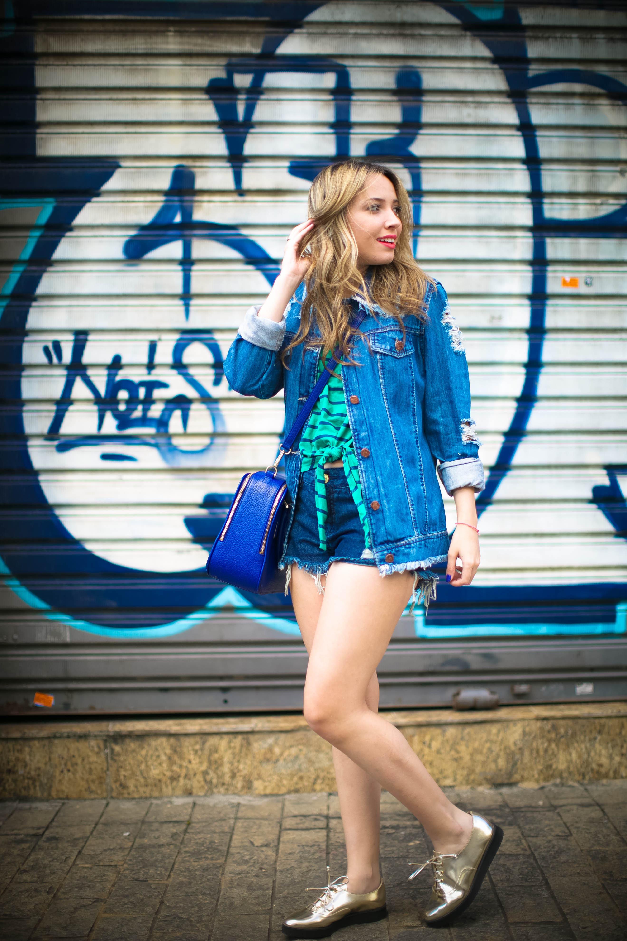 Jeans com Jeans 8