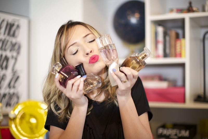 Minha História com os Perfumes