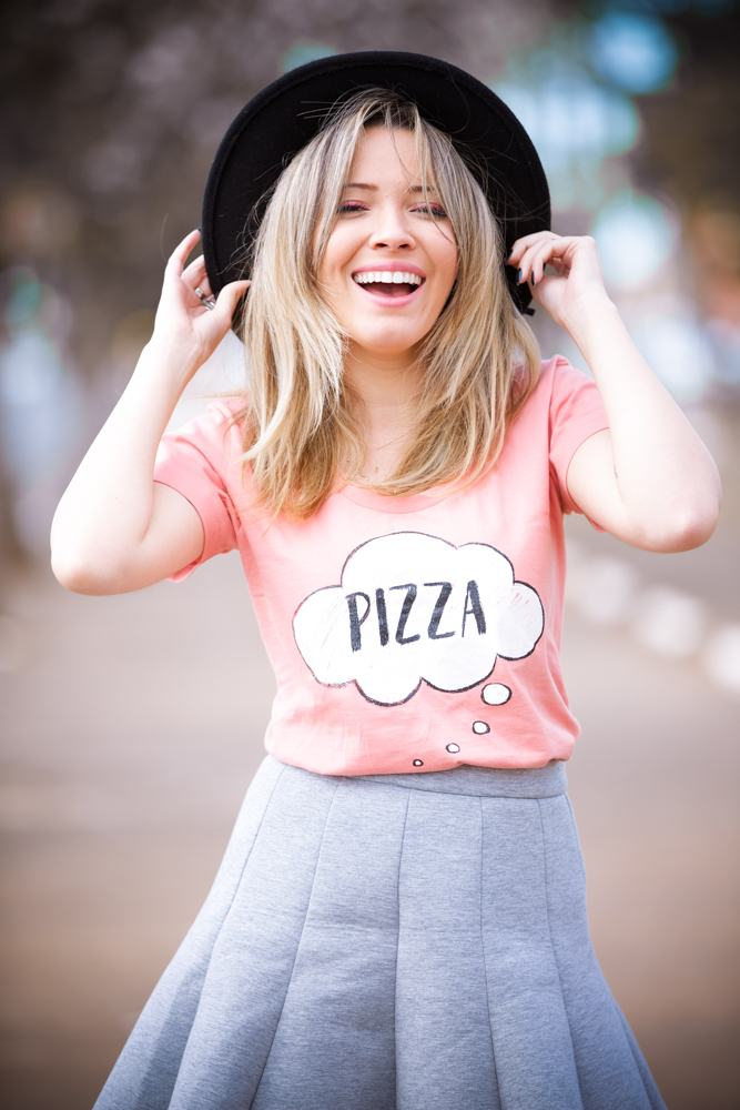 Tshirt Pizza